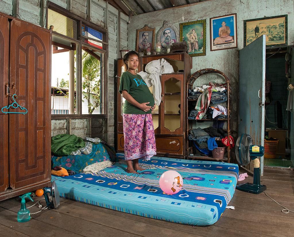 Aim, 19 éves, Thaiföldről